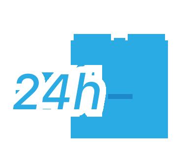 Quạt điều hòa Daikio DK-1500B có chế độ hẹn giờ lên đến 24 giờ