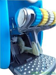 Cây lau nhà Easy Mop Panda Extra Thái Lan sử dụng chân đạp để giặt bông lau sạch hơn