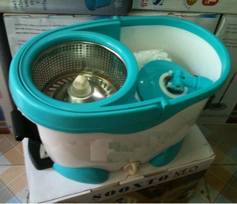 Cây lau nhà thông minh Sooxto Full Thái Lan sử dụng chất liệu an toàn và thăn thiện