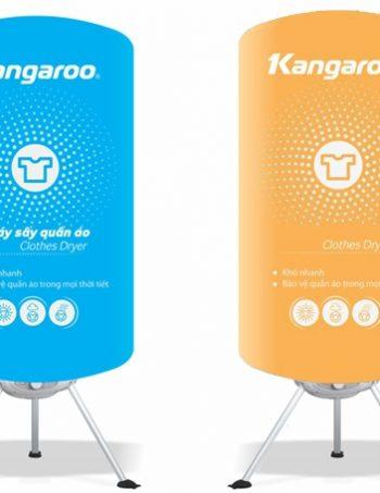 Máy sấy quần áo Kangaroo KG308S