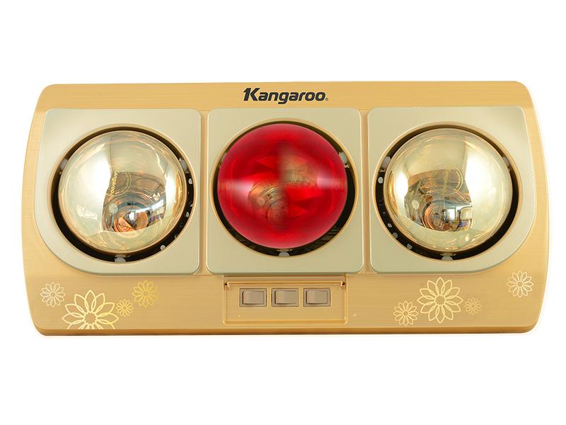 Đèn sưởi nhà tắm Kangaroo KG 252B