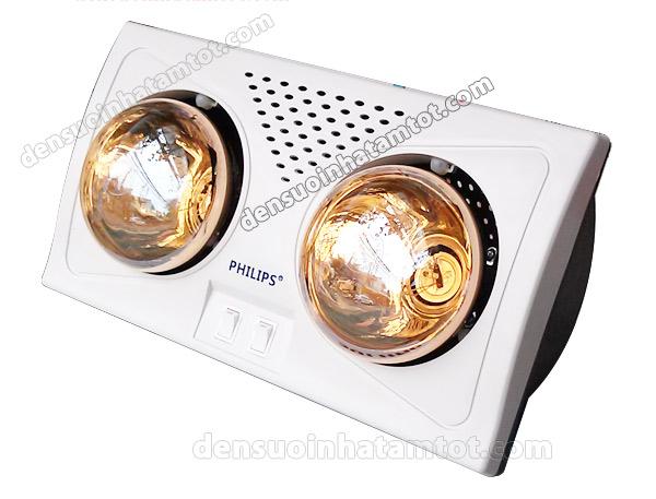 Đèn sưởi nhà tắm Philips PS10-02-RC