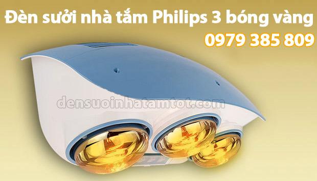 Đèn sưởi nhà tắm Philips DH-833