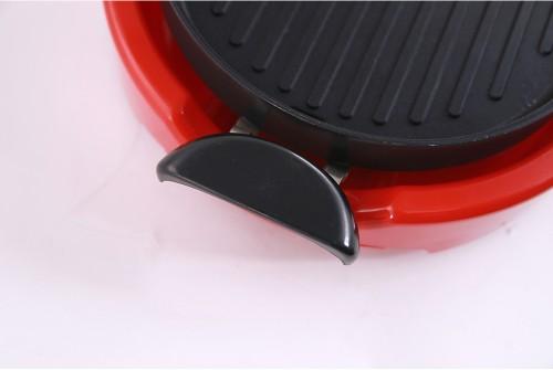Bếp nướng điện không khói Sunhouse SHD 4650   có quai cầm nhựa tiện dụng