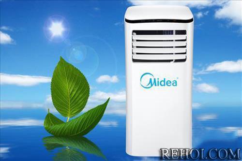 Mua quạt điều hòa không khí giá rẻ hãng nào tốt nhất: Quạt điều hòa Midea