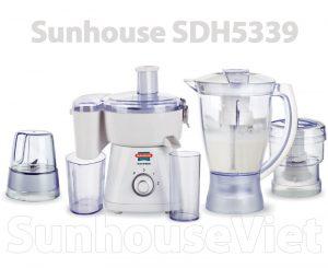Máy xay sinh tố Sunhouse SHD5339