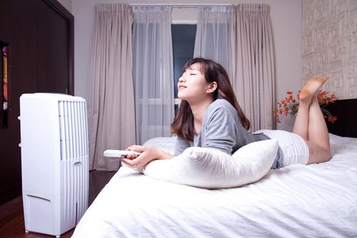 Sử dụng máy làm mát phù hợp với căn phòng của bạn