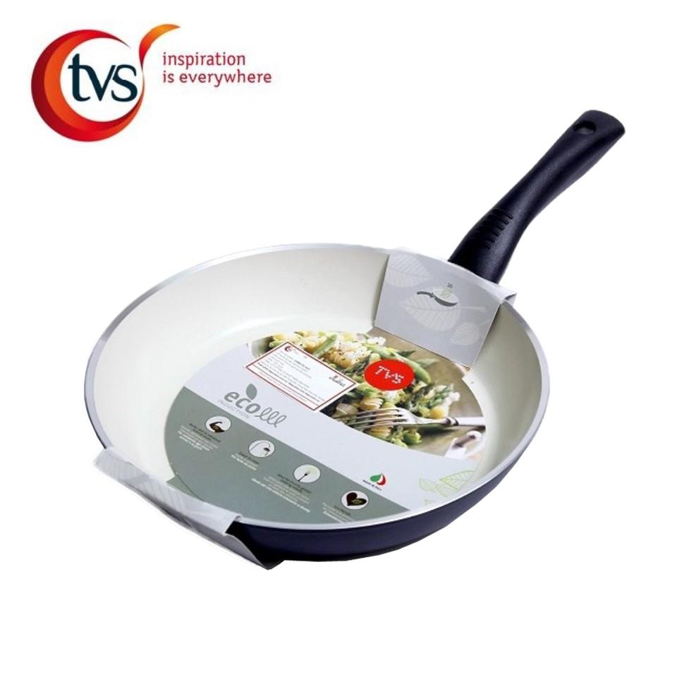 Chảo chống dính bếp từ TVS ECO nhập khẩu ITALYA 26cm