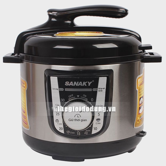 Nồi áp suất điện đa năng Sanaky SNK-50C