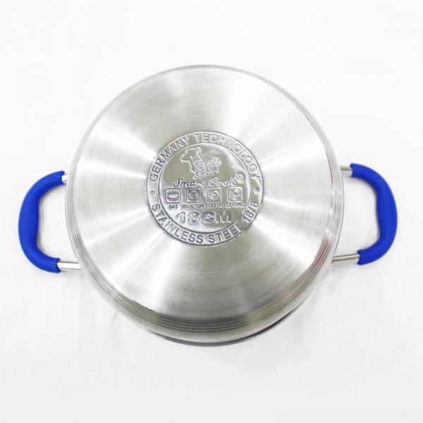 Bộ nồi Smartcook SMR3 2355961 3 chiếc dùng cho mọi loại bếp