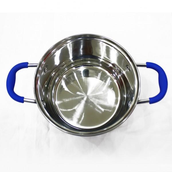 Bộ nồi Smartcook SMR3 2355961 3 chiếc chất liệu sáng bóng 201