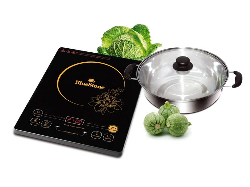 Bếp từ BlueStone ICB 6627 điều khiển cảm ứng mặt Ceramic cường lực loại tốt