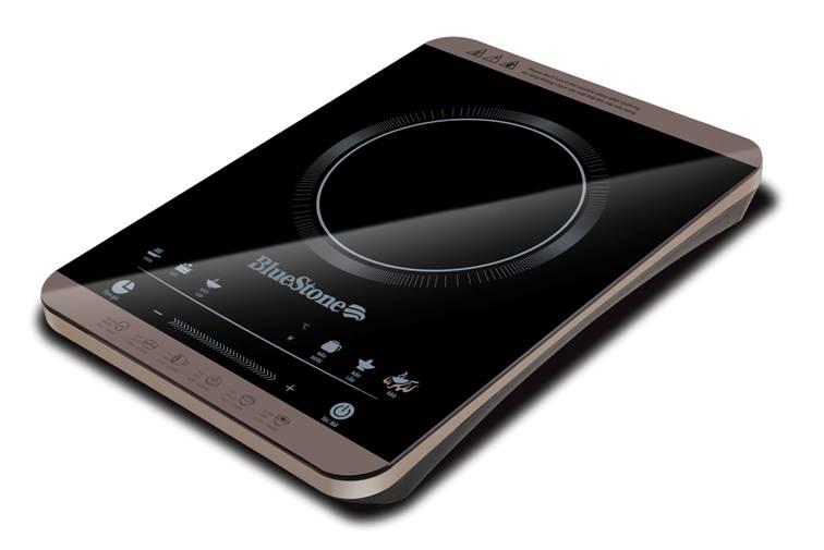 Bếp điện từ BlueStone ICB-6678 dùng điều khiển cảm ứng, mặt kính Ceramic chất lượng tốt