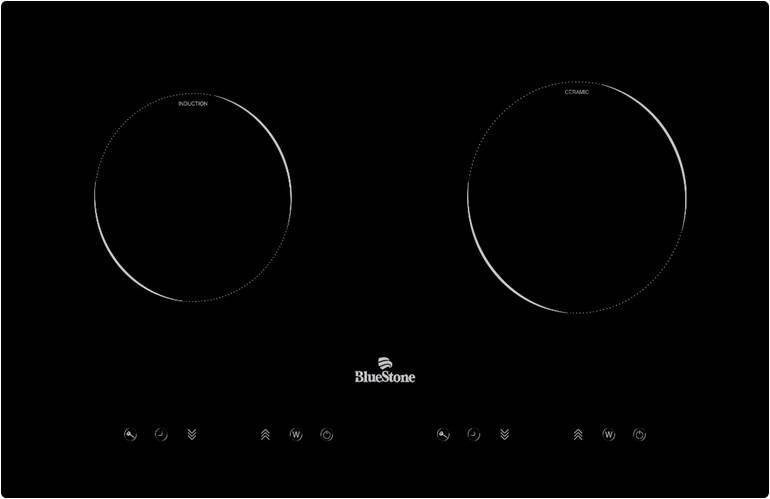 Bếp điện từ BlueStone ICB-6811 dùng điều khiển cảm ứng, mặt kính Ceramic chất lượng tốt