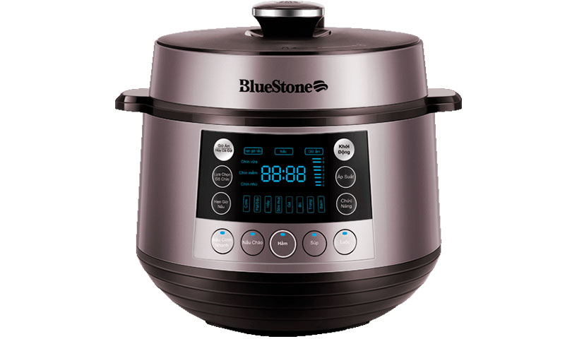 Nồi áp suất điện đa năng Bluestone PCB-5763 5L chất lượng tốt