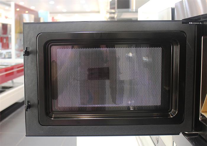 Lò vi sóng Cata MC-25D có cửa kính 2 lớp, chịu lực, dễ dàng quan sát