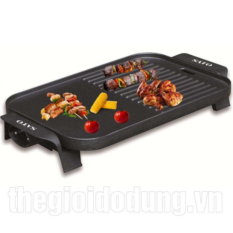 Bếp nướng điện không khói SATO ST-200NDA