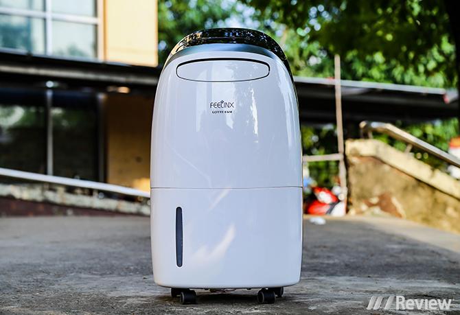 Máy hút ẩm Lotte Feelinx LDF-170AE nhập khẩu Hàn Quốc chất lượng tốt