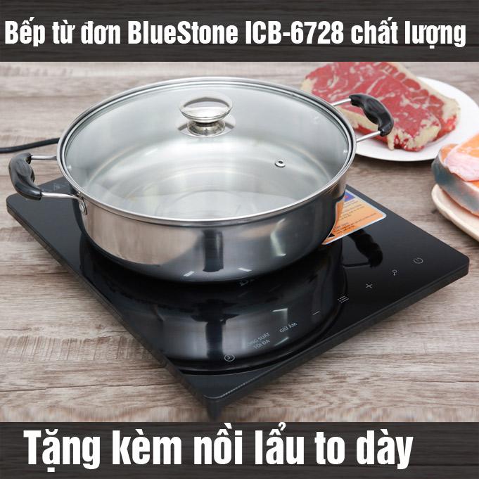 Bếp từ đơn Bluestone ICB-6728