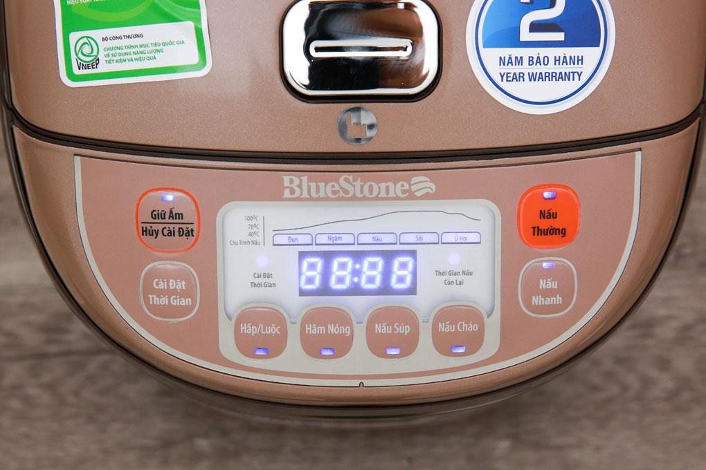Nồi cơm điện BlueStone RCB-5936 bảng điều khiển điện tử
