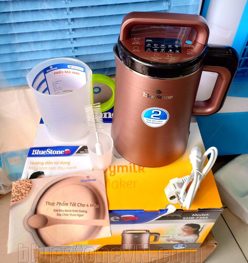 mở hộp máy làm sữa đạu nành SMB-7393