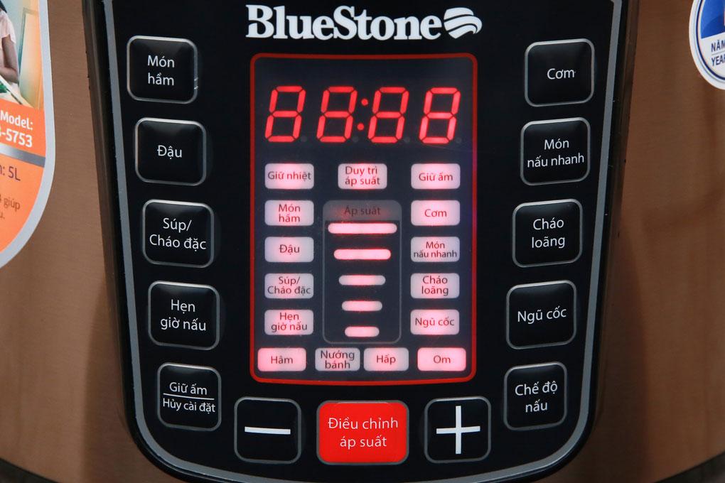 Bảng điều khiển điện tử của nồi áp suất điện Bluestone PCB-5753
