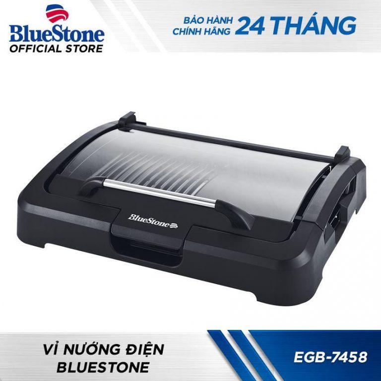 Thiết kế của bếp nướng điện Bluestone EGb-7458 không khói chất lượng cao cấp