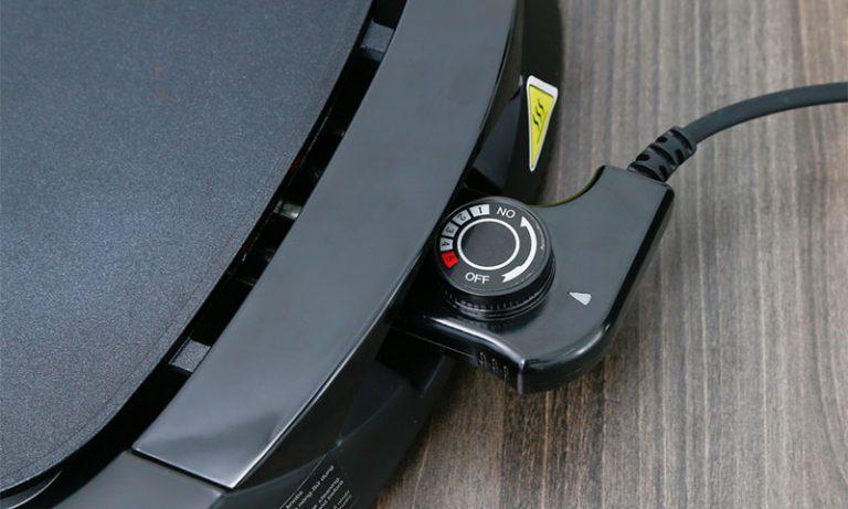 Bếp nướng điện bluestone EGB-7411 điều khiển cơ với 5 mức chỉnh nhiệt