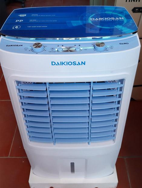 Máy làm mát không khí DaikioSan DKA-03500C chụp thực tế