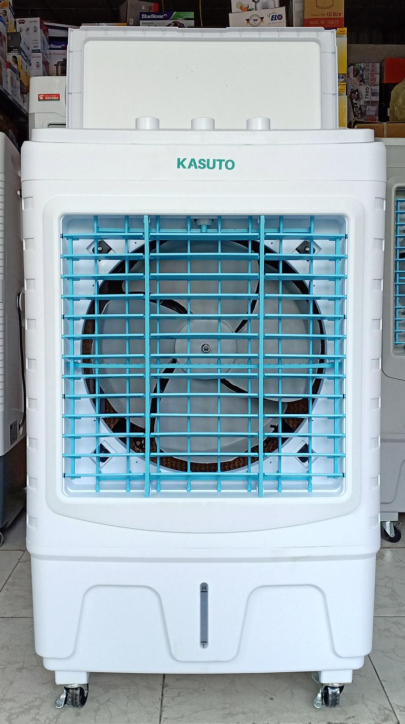 Mặt trước khi mở nắp của quạt điều hòa Kasuto KSA-04500A