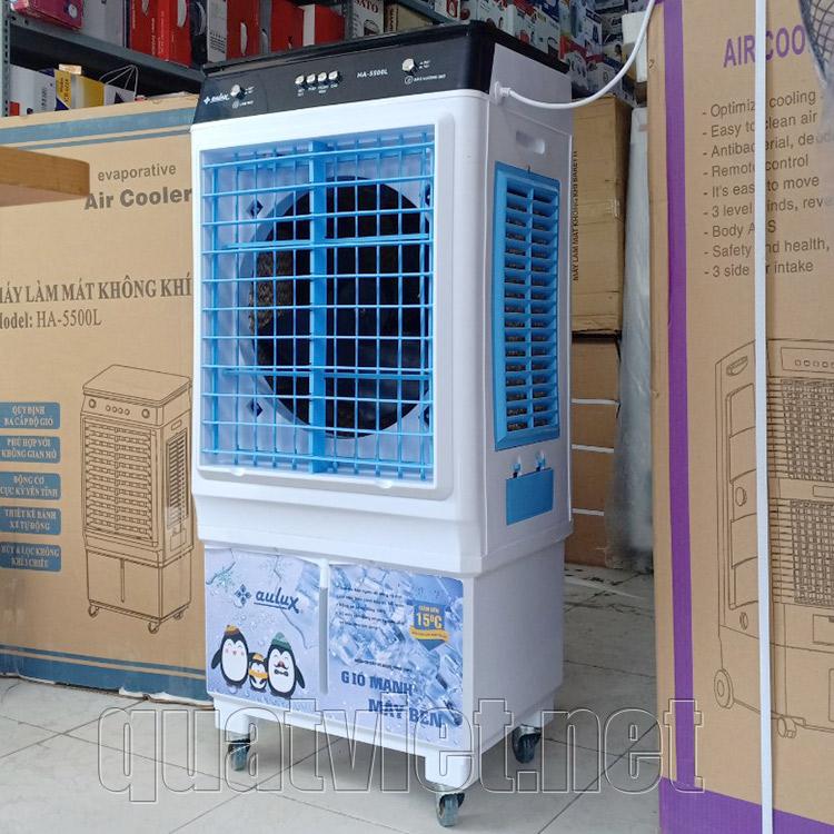Máy làm mát không khí Aulux HA-5500L