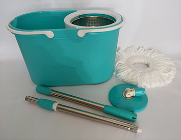 Cây lau nhà Bamboo 2H86 thông minh giúp bạn lau dọn vệ sinh nhẹ nhành hơn