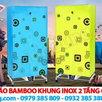 Máy sấy quần áo Bamboo BB86 Thái Lan