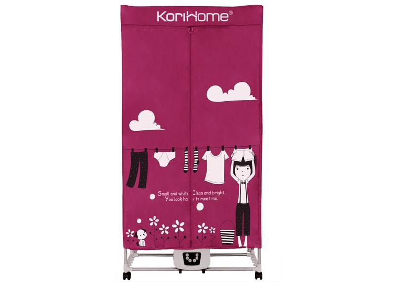 Máy sấy quần áo Korihome CDK-236