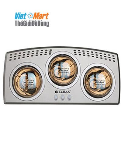 Đèn sưởi nhà tắm Elbak BH-3825H
