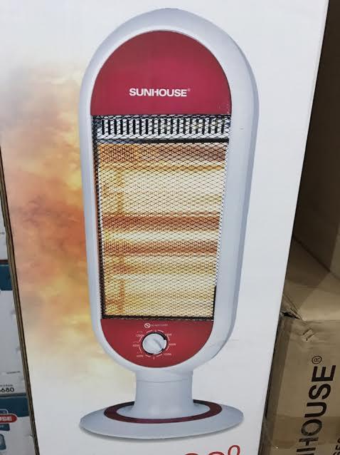 Đèn sưởi Sunhouse SHD – 7022 thạch anh