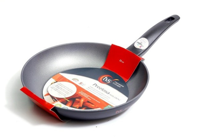 Chảo chống dính bếp từ TVS Preziosa 26cm