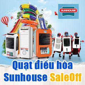 quat dieu hoa sunhouse